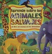 Aprende sobre los animales salvajes (tres dimensiones) - Beascoa - Beascoa