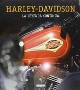 Harley-Davidson. La leyenda continúa - Varios Autores - Reditar Libros