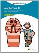 Santillana Quaderns Problemes 14 Santillana (libro en Catalán) - Varios Autores - Santillana