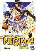 Negima! 15 Magister negi magi - Ken Akamatsu - GLENAT EDITORIAL