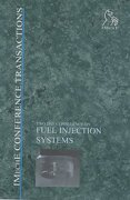 Fuel Injection Systems 2003: Imeche Conference Transactions 2003-2 - Professional Engineering Publishers (PEP - John Wiley & Sons