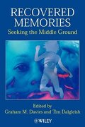 recovered memories,seeking the middle ground - graham m. (edt) davies - john wiley & sons inc