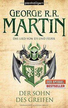 portada Das Lied von Eis und Feuer 09. Sohn des Greifen: Game of thrones