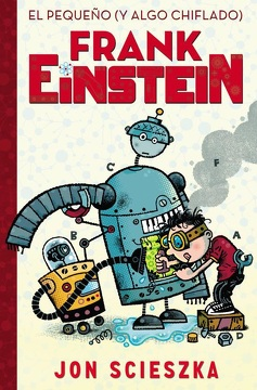portada Frank Einstein