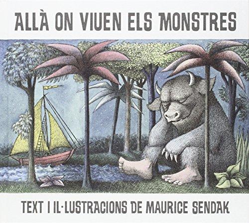 Allà on viuen els monstres (libros para soñar); maurice sendak