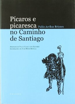 portada Pícaros E Picaresca No Caminho De Santiago (libro en Portugués)