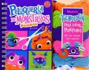 Peluqueria de Monstruos Pompon (Para Hacer Pompones) - Catapulta - Catapulta