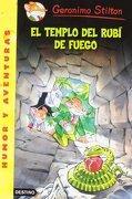 Geronimo Stilton 48: el templo del rubí de fuego - geronimo stilton - destino infantil & juvenil