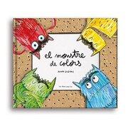 El Monstre de Colors Pop-Up (libro en catalán) - Anna Llenas Serra - Editorial Flamboyant, S.L.