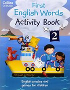 Collins First English Words - Activity Book 2 Collins First English Words - Activity Book 1 (libro en Inglés) - Harpercollins Uk - Collins