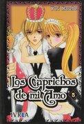Los caprichos de mi amo 5 / The whims of my master (Paperback) - Hasabe Yuri - Ivrea