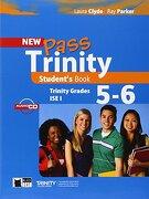 new pass trinity (book+cd) (grades 5-6) -  - vicens vives