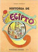 historia de egipto - manuel montalvo - ediciones merino, s.a.
