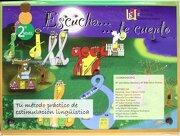 Escucha, te Cuento, Educación Infantil, 2 Ciclo - María Belén Muro Jiménez,María Julia Ibáñez Martínez - Editorial Geu