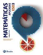 Código Bruño, matemáticas aplicadas, 3 ESO (Paperback) - Ildefonso Maza Sáez José María Arias - Editorial Bruño