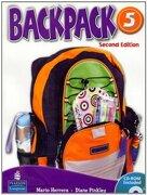 Backpack 5 With Cd-Rom (libro en Inglés) - Mario Herrera - Pearson Education