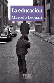 portada La Educacion (Premio Mejor Obra Inedita 2012 Consejo Nacional del lib