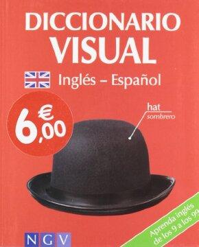 portada Diccionario Visual Inglés/Español - Español/Inglés (libro en Inglés)