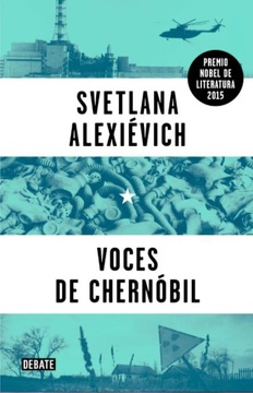 portada Voces de Chernóbil
