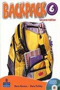 Backpack 6 With Cd-Rom (libro en Inglés) - Mario Herrera - Pearson Education