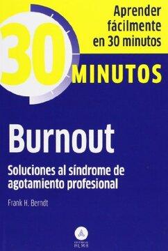 portada Burnout. 30 Minutos