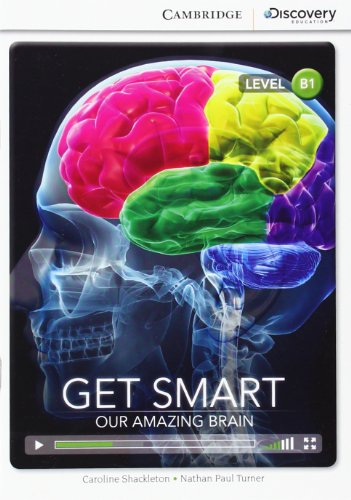 Get smart: our amazing brain intermediate book with online access (cambridge discovery interactiv); caroline shackleton
