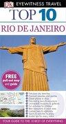 Dk Eyewitness top 10 Travel Guide: Rio de Janeiro (libro en Inglés) - A Robinson - Dk Eyewitness Travel