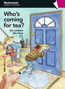 Rpr Level 3 Who´S Coming For Tea? (Richmond Primary Readers) - Richmond Santillana - Richmond Santillana