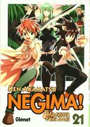 Negima! 21: Magister Negi Magi (Shonen Manga) - Ken Akamatsu - Editores de Tebeos