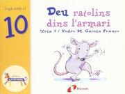 Deu ratolins dins l ' armari: Juga amb el 10 (Català - Brúixola - El Zoo Dels Números) - Pedro María García Franco - Bruixola