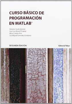 portada Curso Basico de Programacion en Matlab