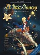 El Petit Príncep, 5. El Planeta de l´ Astrònom - Laura Thomas - Editorial Bruño