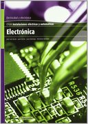 Electrónica (Cfgm Instalaciones Electricas y Automaticas) - J.L./ Gamiz,J./ Domingo,J./ Martinez,H Duran - Editorial Altamar