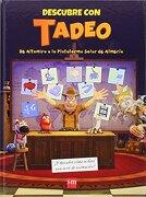 Descubre Con Tadeo: De Altamira A La Plataforma Solar De Almería - Pilar Garí De Aguilera - Ediciones Sm