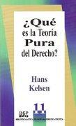 ¿Qué es la teoría pura del derecho? - Hans Kelsen - distribuciones fontamara