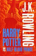 Harry Potter and the Half-Blood Prince (Harry Potter 6 Adult Cover) (libro en Inglés) - J.K. Rowling - Bloomsbury