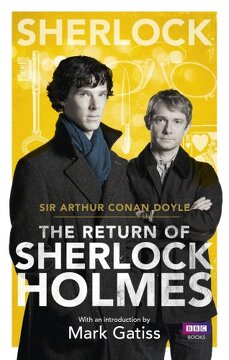 portada Sherlock: The Return Of Sherlock Holmes (sherlock (bbc Books))