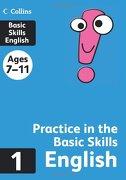 Collins Practice in the Basic Skills: English Book 1 (libro en inglés) - Harpercollins Uk - Collins