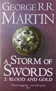A Storm of Swords: Part 2 Blood and Gold (a Song of ice and Fire, Book 3) (libro en Inglés) - George R.R. Martin - Harper Voyager