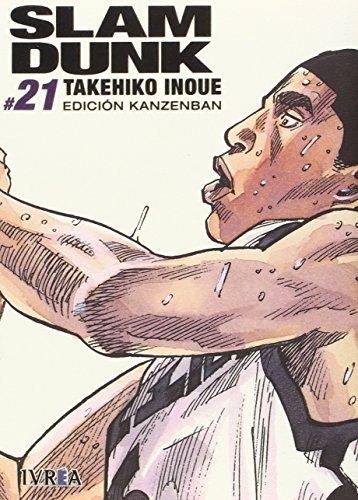 Slam dunk kanzenban 21; takehiko inoue