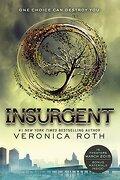 Insurgent (libro en Inglés) - Veronica Roth - Katherine Tegen Books