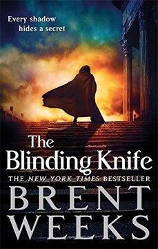 portada The Blinding Knife: Book 2 Of Lightbringer (lightbringer Trilogy)