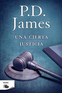 portada Una cierta justicia (B DE BOLSILLO)
