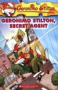Geronimo Stilton 34 Geronimo Geronimo Stiltonton Secret Agent (libro en inglés) - Geronimo Stilton - Scholastic