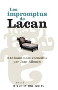 543 impromptus de Jacques Lacan (Essai)