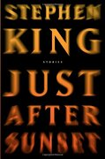 just after sunset - stephen king - simon & schuster