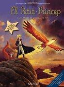 El Petit Príncep, 2. El Planeta de l ' Ocell de Foc (Català - Salvat - Comic - A. De Saint-Exupéry) - Elyum Studio - Bruño