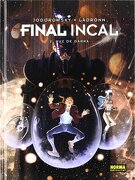 Final Incal 2. Luz de Garra - Alejandro Jodorowsky - Norma Editorial