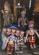 indian style - icon [25th anniversary] - angeli taschen - benedikt taschen verla
