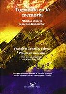 portada Tormenta en la memoria - Francisco González Tejera - Ediciones Hades